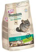 LoLo Pets Premium for Chinchilla Полнорационный корм для шиншилл (750 г)