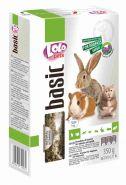 LoLo Pets Basic for Rodents/Rabbit Люцерна гранулированная для грызунов и кроликов (350 г)