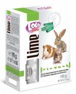 Lolo Pets Lime Минеральный камень XL для грызунов и кроликов (190 г)