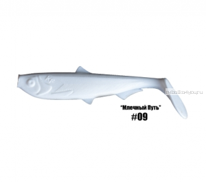 Мягкая прманка Kudinov Fishing Sport Plus 4'' 100мм / цвет: #009 /упаковка 4 шт