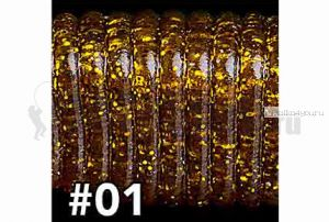 Мягкая приманка Redbug Snake Wave 100 мм / упаковка 6 шт / цвет:01