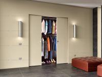 Пенал Eclisse Syntesis Luce Double для двустворчатой раздвижной двери 2