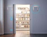 Пенал Eclisse Syntesis Luce Double для двустворчатой раздвижной двери.3