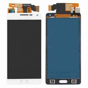 LCD (Дисплей) Samsung A500F Galaxy A5 (в сборе с тачскрином) (white)