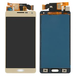 LCD (Дисплей) Samsung A500F Galaxy A5 (в сборе с тачскрином) (gold)
