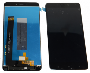 LCD (Дисплей) Xiaomi Redmi Note 4 (в сборе с тачскрином) (black) Оригинал