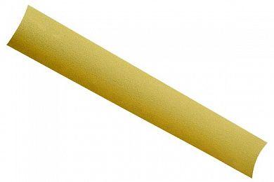 3М Полоска для длинных шлифков 255Р золотистая, Р80, (пачка 50 шт.)