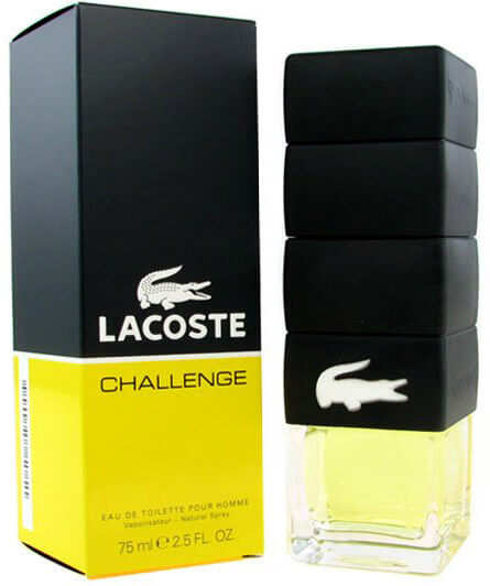 Lacoste Туалетная вода Challenge, 90 ml