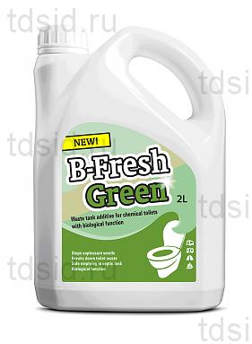 Жидкость для биотуалета B-Fresh Green