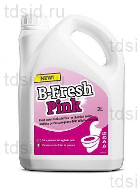 Жидкость для биотуалетов B-Fresh Pink