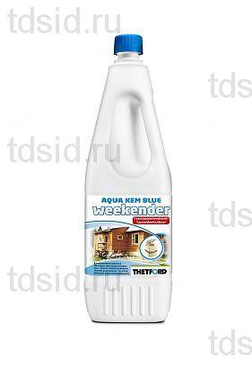 Жидкость для биотуалетов Aqua Kem Weekender