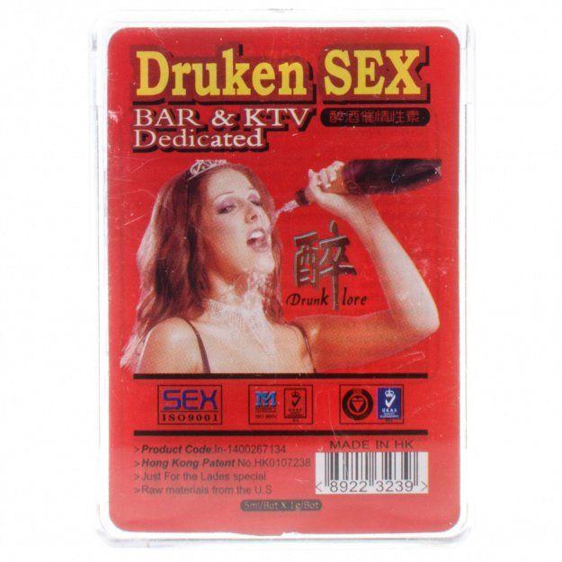 Druken sex bar & ktv Dedicated
