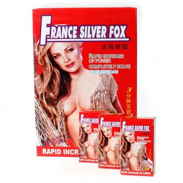France Silver Fox (французская серебряная лисица)