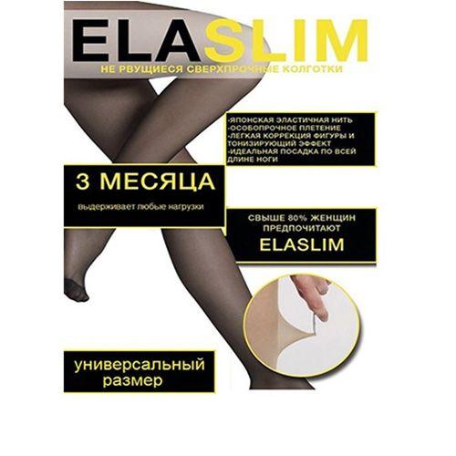 Сверхпрочные колготки ELASLIM 180 DEN