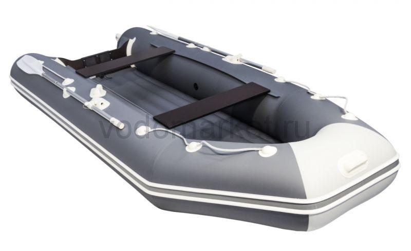 Лодка ПВХ Аква 3600 НДНД