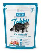 Brit Care Tobby - Для кошек крупных пород (400 г)