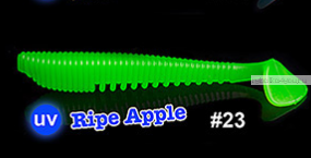 Мягкая приманка Redbug VibroWorm 90 мм / упаковка 7 шт  / цвет:23