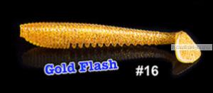 Мягкая приманка Redbug VibroWorm Fat 95 мм / упаковка 4 шт   / цвет:16