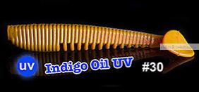 Мягкая приманка Redbug VibroWorm Fat 95 мм / упаковка 4 шт   / цвет:30