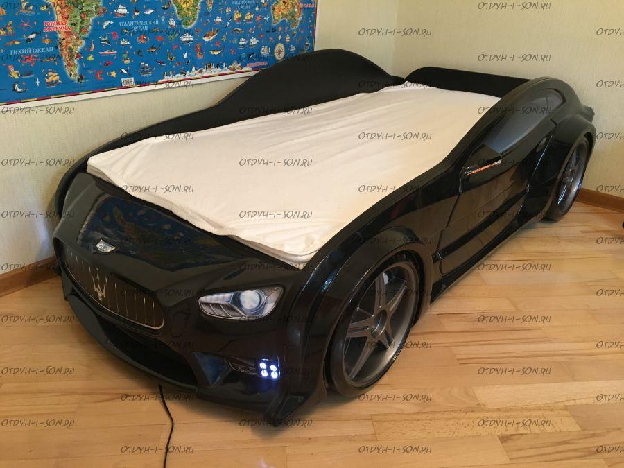 Кровать-машина Мазератти EVO