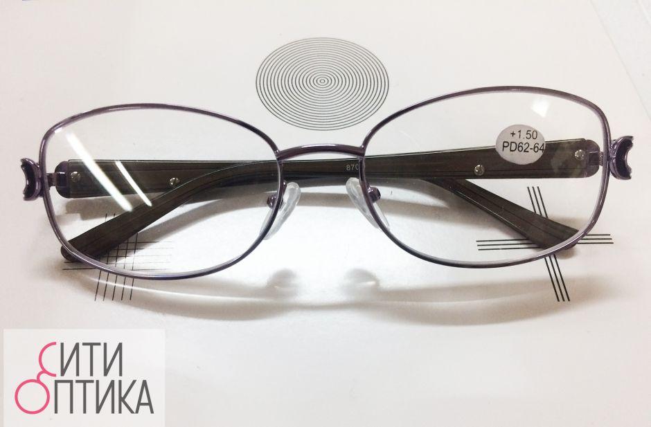 Готовые очки Lankoma 87036 .