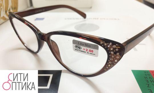 Готовые очки Liro Mio M82002