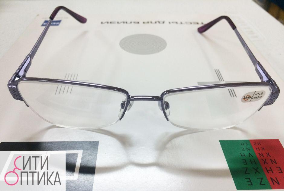 Готовые очки Sunshine 1322 52-17-138