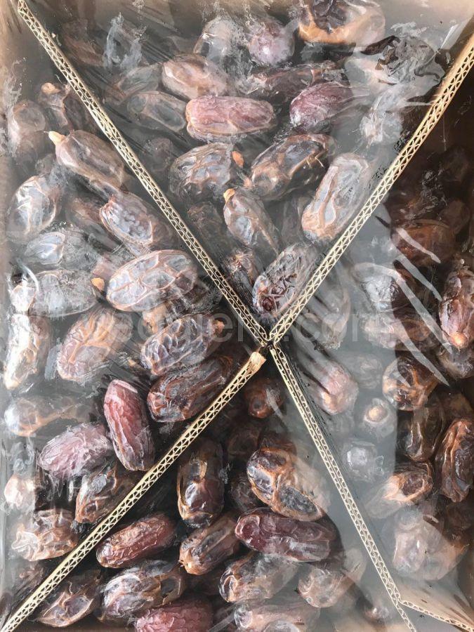 Королевские финики Меджул , Премиум  (Medjoul,Израиль)  200 грамм