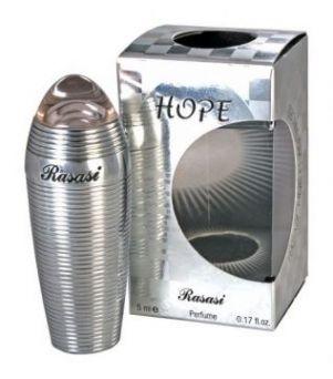 Духи натуральные масляные HOPE (Надежда), жен, 5мл , Rasasi, ОАЭ