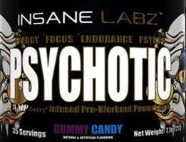 1 порция Insane Labz - Psychotic