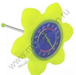 Термометр Kokido цветок