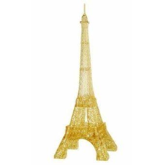 Головоломка 3D Башня желтая