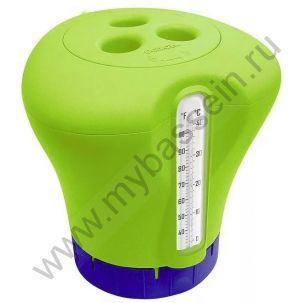 Термометр плавающий с дозатором