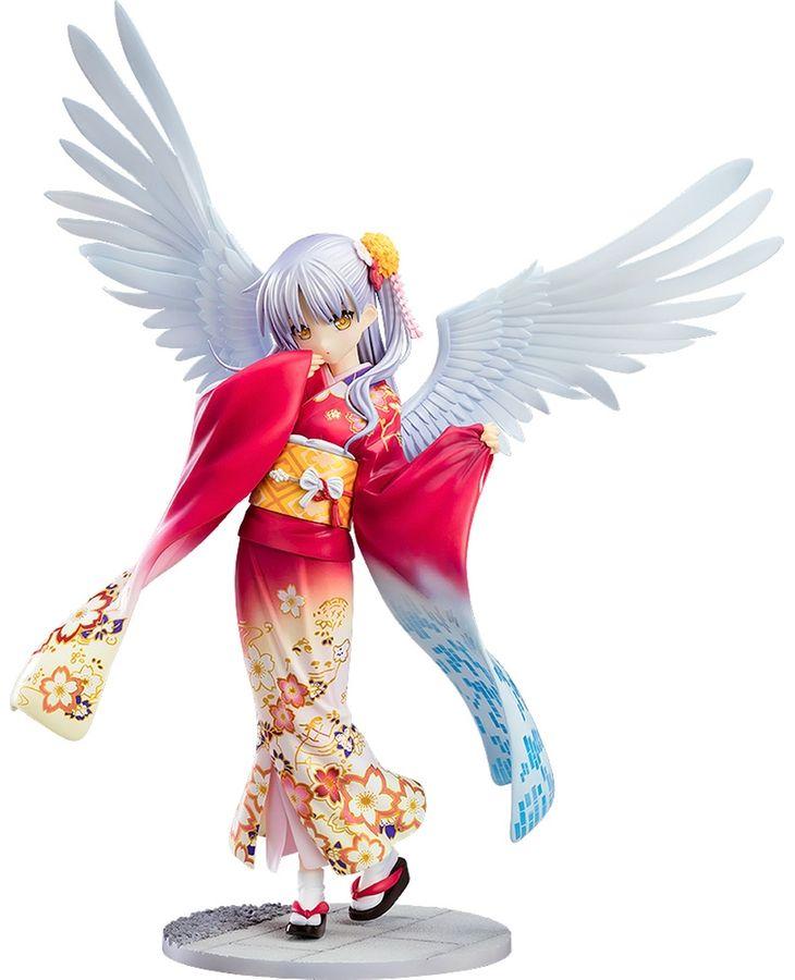 Фигурка Ангельские ритмы Angel Beats! - Tachibana Kanade Haregi Ver.