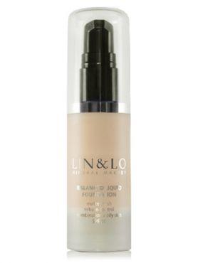 LIN&LO Тональная основа с матирующим эффектом LLFR03 натуральный