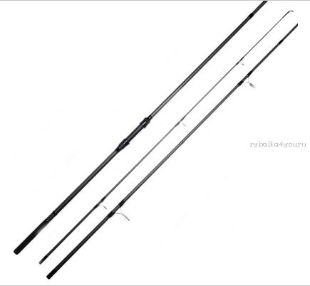 Купить Карповое удилище с кольцами Kaida Noblest Ciu. 3,9 м /тест 3 LB (Артикул: 144-390)