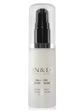 LIN&LO База под макияж увлажняющая с матирующим эффектом LLBE