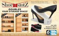 Двойная подставка для хранения обуви (2)