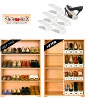 Двойная подставка для хранения обуви (1)