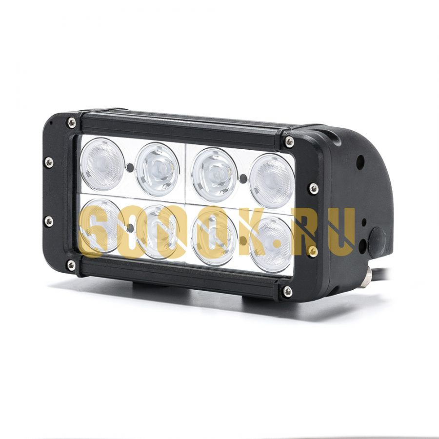 Двухрядная светодиодная LED балка 80W CREE комбинированного света