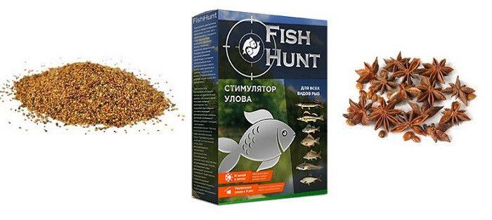 Стимулятор клева Fish Hunt