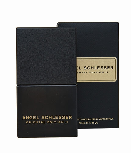 Angel Schlesser Туалетная вода Oriental Edition II, 75 ml