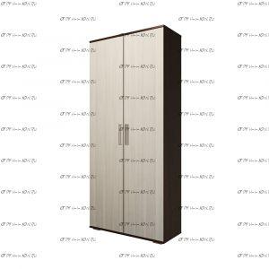 Шкаф 2-дверный Чарли (95х37х198)