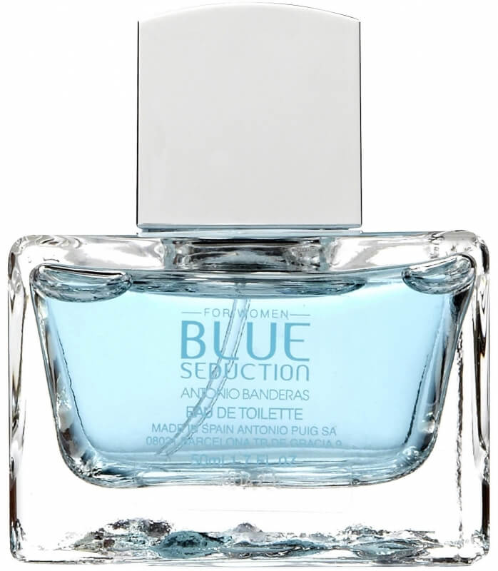 Antonio Banderas Туалетная вода Blue Seduction For Women, 100 ml