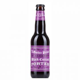 The Gothic Prince Of Darkness Black Currant Porter, 6%, 0.33 л