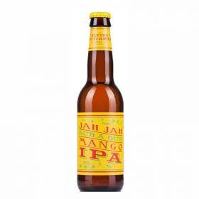 Jah Jah Rub a Dub Mango IPA, 3,5%, 0.33 л