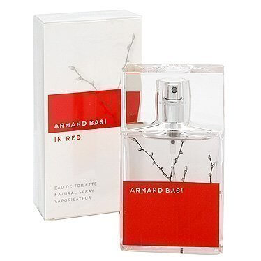 Armand Basi Туалетная вода In Red, 100 ml