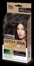 """Крем-хна Индийская в готовом виде """"Горький шоколад"""" 50 мл"""