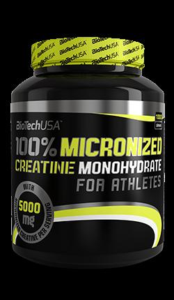 BioTechUSA - 100% Creatine Monohydrate