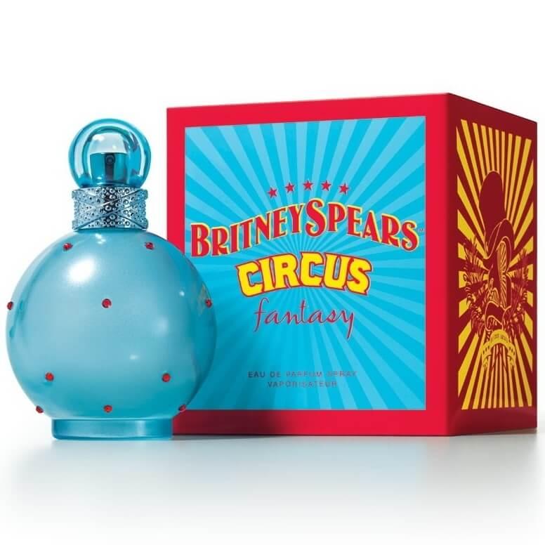 Britney Spears Парфюмерная вода Circus Fantasy, 100 ml